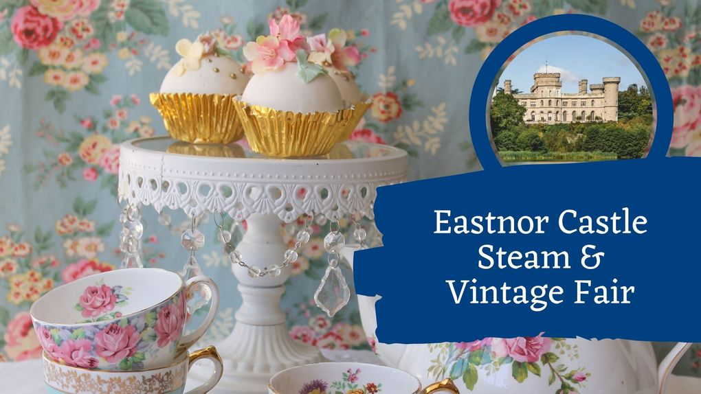 Eastnor Castle Steam & Vintage Fair