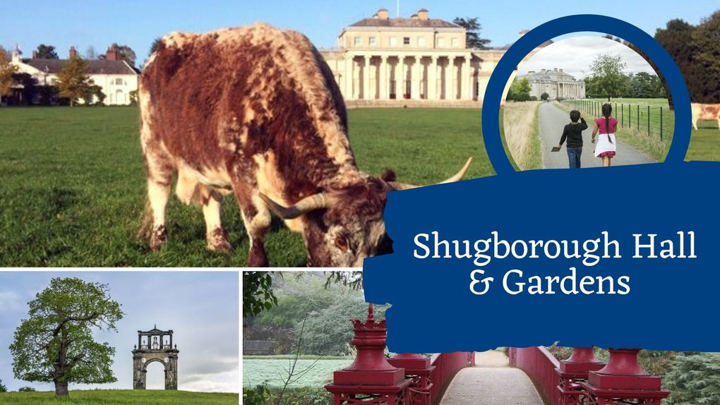 Shugborough Hall and Gardens
