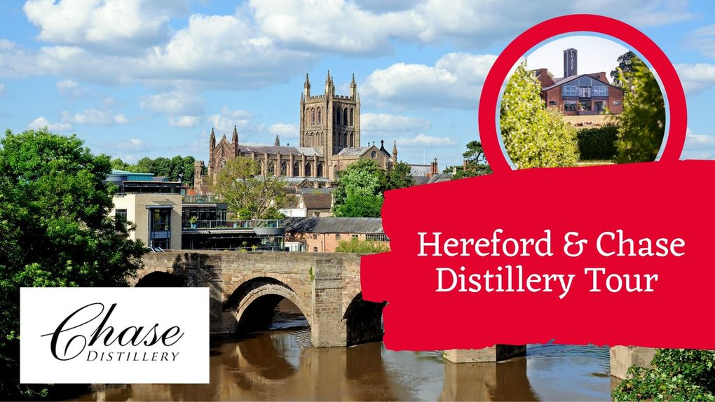 Hereford & Chase Distillery Tour